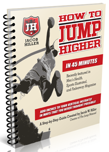 How to increase vertical jump